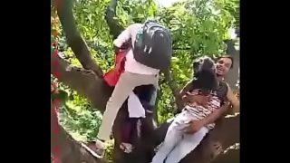 Amazing asian fuck in forest,teen tight pussy penetration