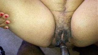 Horny babe said fuck me harder