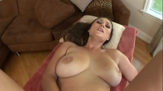 horny big ass bbw having hardcore fuck with double cock