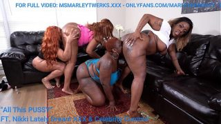 MARLEY MOORE & THE EPIC ALL GIRL ORGY