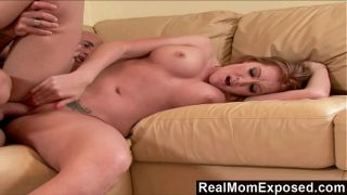 RealMomExposed – Horny Milf Can't Wait For the Cameras